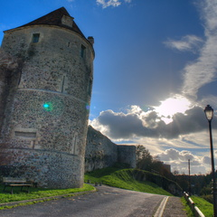 Castle of William the Conqueror in Falaise 2