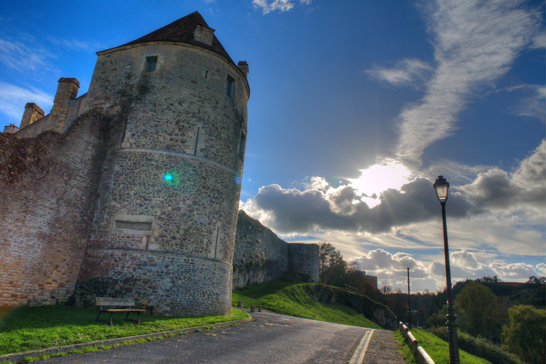 Castle of William the Conqueror in Falaise 2.jpg